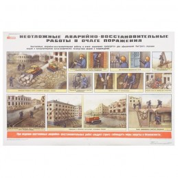 Plakat: Obrona Cywilna 14 -...