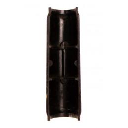 Górna okładka przednia, osłona rury gazowej do karabinu AK-74/AK-74M, śliwkowa