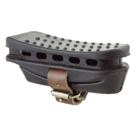 Rubber foot to the AK47/AKM/AKMS/AK-74/AK-74M, black, with belt