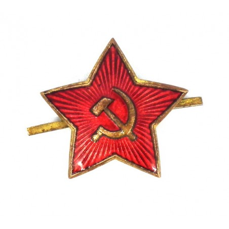 Star, large, red