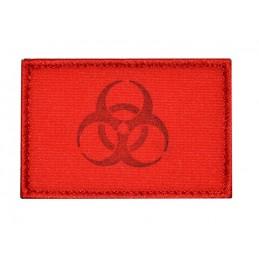 """Naszywka FC031 """"Biohazard -..."""