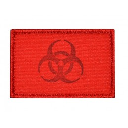 "Patch FC031 ""Biohazard -..."