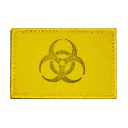 """Naszywka FC032 """"Biohazard -..."""