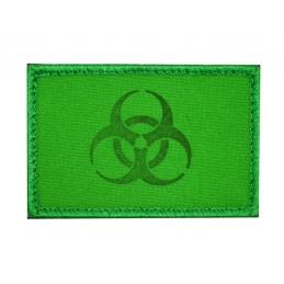 """Naszywka FC033 """"Biohazard -..."""