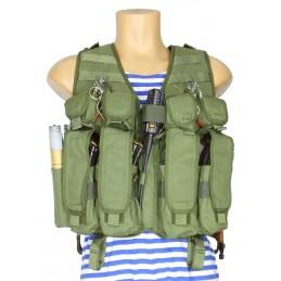 "SV ""M32"" Tarzan vest, olive"