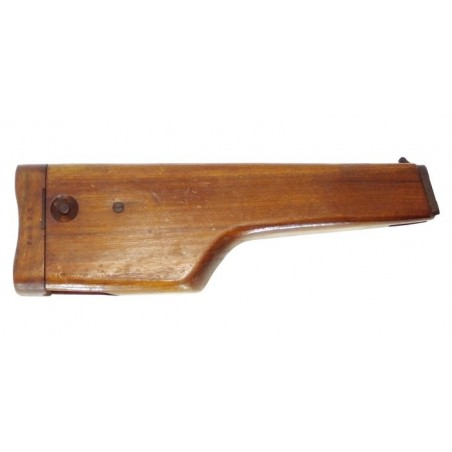 Butt-holster for APS pistol, wood, used