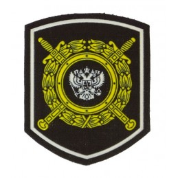 """Naszywka """"MWD - Policja"""""""