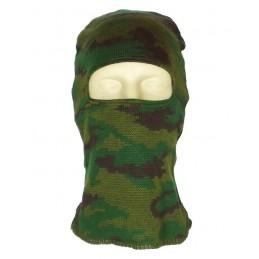 Maska P/Sz armijna, Flora