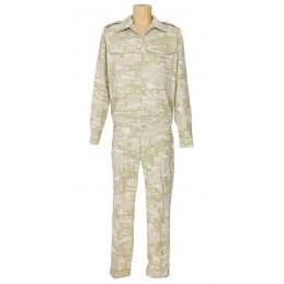 Summer field uniform, Syria