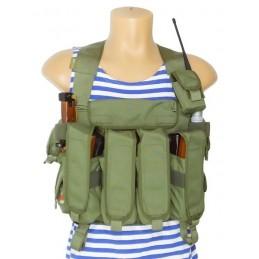 "SV ""M23"" Pioneer vest, olive"