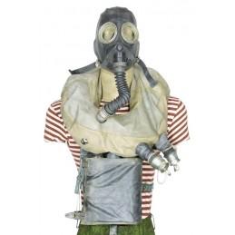 Tank respiratory apparatus...