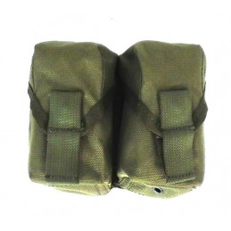 2 hand grenade (PRG-2T) pouch - MOLLE