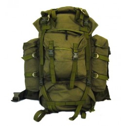 """Ataka 2"" backpack, olive"