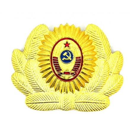 Kokarda na czapki i berety radzieckiej milicji