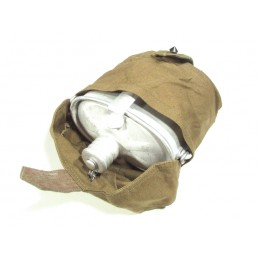 Mess tin flask with cover