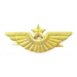 Odznaka lotnicza na czapkę