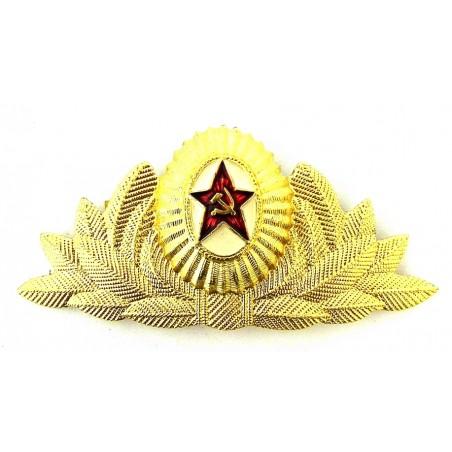 Kokarda na czapkę wyjściową oficerów i podoficerów