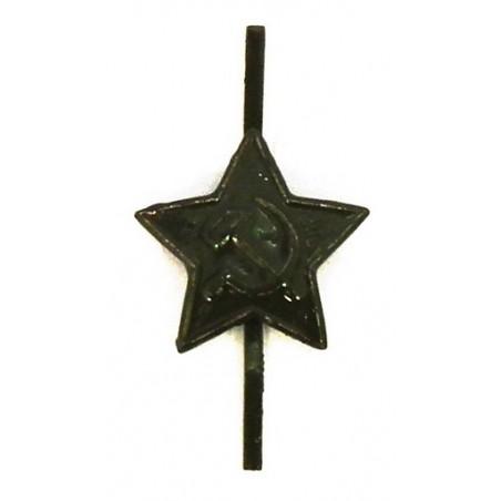 Gwiazdka na czapkę, polowa