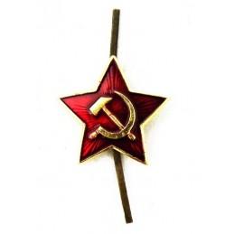 Gwiazdka na czapkę