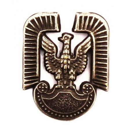 Orzełek na czapkę - Wojska Lotnicze