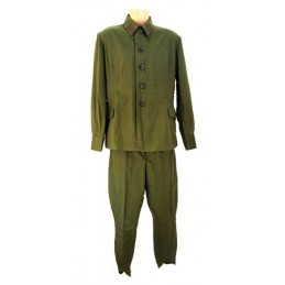 Field uniform - enlisted m69  - green buttons