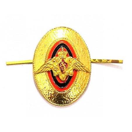 Bow attached to Border Guard contractors caps