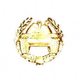 Armoured Forces badge, gold