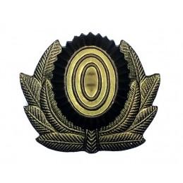 Kokarda na czapki oficerów...