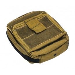 SSO MOLLE map-case - MOLLE