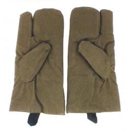 Rękawice zimowe, strzeleckie