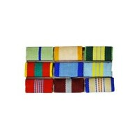 ribbons of medals