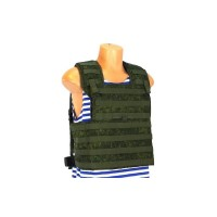 vest and panels MOLLE